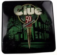Clue 50th Anniversary Suspect Mover Miniature Token Replacement Part Game Pieces