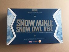 Nendoroid Snow Miku 2016 Rabbit Yukine owl n°570 Good Smile Company NEW
