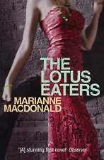 The Lotus Eaters, MacDonald, Marianne, Very Good Book
