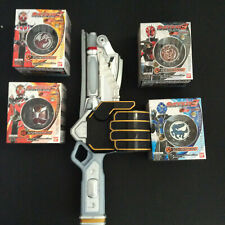 Kamen Rider Wizard - DX Wizard Sword Gun with four new Wizard rings