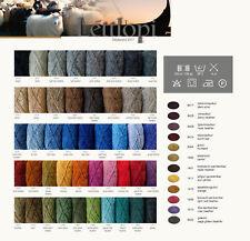 Lettlopi 100 % isländische Schafwolle Istex/ Schurwolle 57 Farben TOP