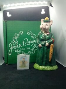 Beswick English Country Folk The Lady Pig Boxed