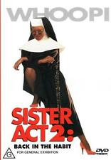 Sister Act 2: Back in the Habit  - DVD - NEW Region 4
