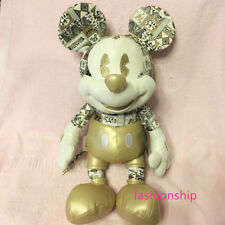 NWT Mickey mouse 90th years plush doll Disney store Shanghai museum exclusive