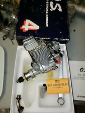 OS Engine - OS FS-120S II with pump -  four stroke - New