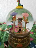 Walt Disney World Enchanted Tiki Room Musical Snow Globe Polynesian Resort Parks