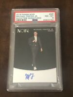 Michael Porter Jr Rookie Auto 17/99...On Card Auto 🔥📈 2018 Noir PSA 8 NM-MT