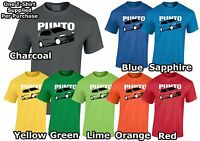 Fiat Punto Second Gen Inspired Mens T-Shirt Gift For Anyone!