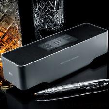 NEW! KEF Porsche Design Gravity ONE Bluetooth Portable Speaker
