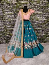 Latest Designer Wedding Wear Gown Indian Pakistani Bollywood Dress Lehenga Choli
