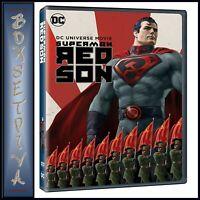 SUPERMAN RED SON - DC UNIVERSE MOVIE ** BRAND NEW DVD ****