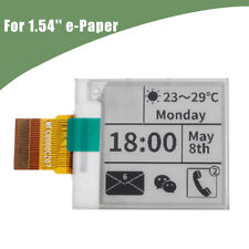 1.54 Inch Display Module Panel SPI Partial Refresh E-paper 200*200 For E-Ink