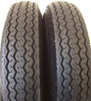 2 (TWO) 5.70-8  6 PLY LRC HEAVY DUTY  HI WAY SPEED TRAILER TIRE 570-8