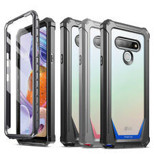 LG Stylo 6 / 5 / 4 Case,Poetic Hybrid Armor Shockproof Bumper Protective Cover