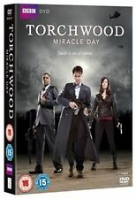 Torchwood Complete Series 4 Miracle Day DVD All Episode 4th Fourth Season UK NEW