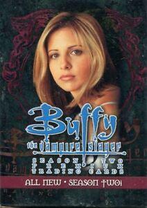 BUFFY  SEASON  2     SINGLE /  BASE / BASIC  CARDS   001 TO 090      CHOOSE