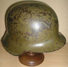 WW-II German M.42 Wehrmacht Infantry Steel Helmet from the Italian Campaign...