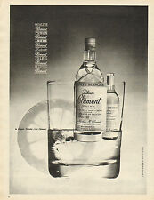 Publicité Advertising 1964  Rhum Clément GRAPPE BLANCHE de la Martinique