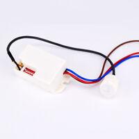 230V AC max. 800W PIR Rivelatore Sensore di Movimento Installazione Motion