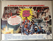 Cinema Poster: SPACE CAMP 1986 (Quad) Kate Capshaw Lea Thompson Kelly Preston