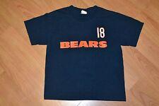 Chicago Bears Dane Sanzenbacher Football Jersey T Shirt Youth Small  OSU Toledo