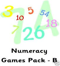 Teachers A1 Little Helper - Numeracy Games Pack - B