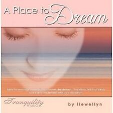 A PLACE TO DREAM - LLEWELLYN - NEW AGE  C.D