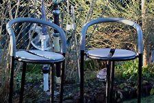 2 Barhocker Fritz Hansen by Pelikan Design Gammelgaard Mathiesen Cafe Chair