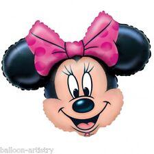 Supershape Foil Balloon Disney - Minnie Mouse Head