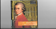 Mozart Musical Masterpieces The Classic Composers CD + Booklet Book Style Used
