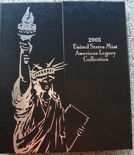 US MIINT LEGACY SETS 2005, 2006, 2007 & 2008 COMPLETE SET ALL 4 ISSUES SOLD OUT