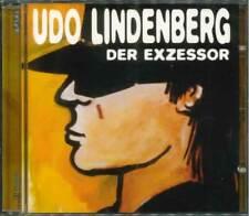 """UDO LINDENBERG """"Der Exzessor"""" CD-Album"""