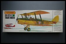 VINTAGE RARE MATCHBOX DH-82A/C TIGER MOTH 1:32 AIRCRAFT MODEL KIT