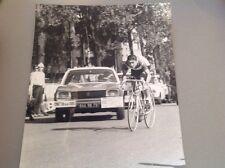 CYCLISME : EDDIE MERCKX   -  Photo de presse - Format 24x18cm