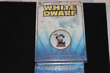 Games Workshop WARHAMMER il WHITE DWARF 2011 Pilota Aviatore Limited Edition NUOVO con scatola