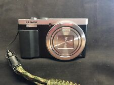 Panasonic Lumix DMC-ZS50S 12.1 MP Digital Camera - Silver D4