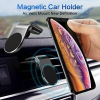 Car Phone Holder Car Air Vent Magnetic Phone Mount Stand For Phone Tablets GPS