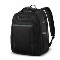 """Samsonite - Pro Standard Backpack for 15.6"""" Laptop - Black Travel Tech USB"""