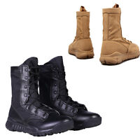 Men's Outdoor Tactical Military Combat Hiking Hunting Police SWAT Boots Shoes