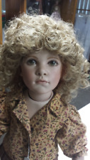 """Doll Wig """"S5 Curley"""""""