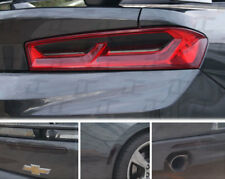 2016-2018 Camaro Complete smoked Tint  Accent Decal kit - Full 9 PC Kit -Pre Cut