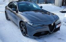 2019 Alfa Romeo Giulia Veloce Q4. 2.0 L. Black Pack. 280 HP. Only 11'350 Km.