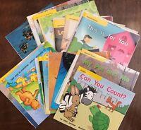 Kindergarten Set of 25 Readers Macmillan McGraw Hill Treasures Grade K