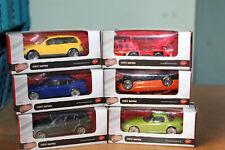 Job Lot Of Six Tesco Fuel Line Model Cars Etc - Lot A