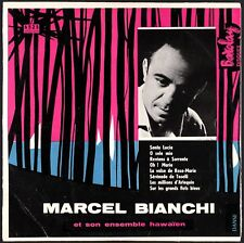 "MARCEL BIANCHI ET SON ENSEMBLE HAWAIEN NO 1 - 25 cm / 10"" Barclay"
