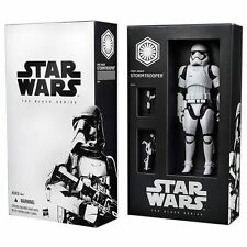 "First Order Stormtrooper SDDC Exclusive  Star Wars Black Series 6"" Action Figure"