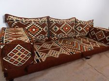 arabic seating,arabic cushions,jalsa,majlis,hookah bar furniture,sofa - MA 34