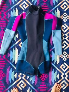 Cynthia Rowley Color Block Wetsuit Size 8