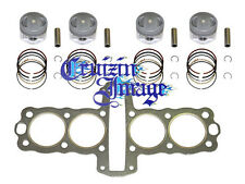 81-83 KAWASAKI GPZ550 KZ550 615cc BIGBORE PISTONS KIT 61mm PISTON 10-KZ550BB