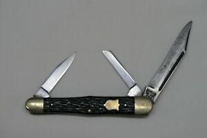Vintage Camillus Knife '72' - New York U.S.A - Bone Whittler